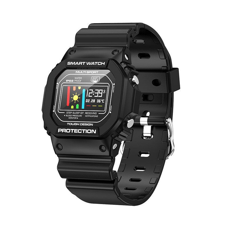 Microwear X12 Bluetooth Smartwatch ECG+PPG Monitoring Long Standby Time фото