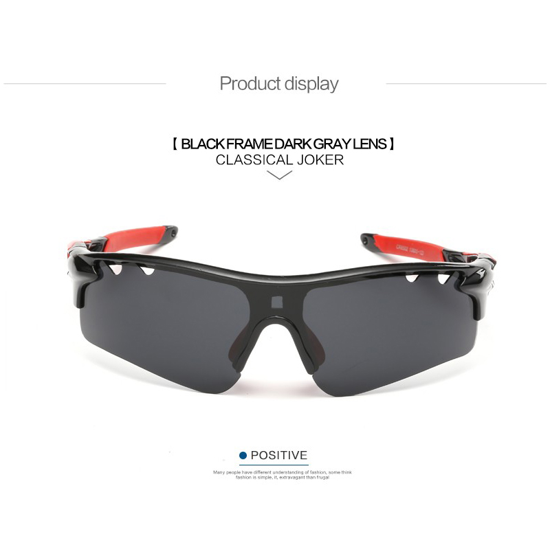 Coolsir C-8502 Polarized Sports Sunglasses for Men фото