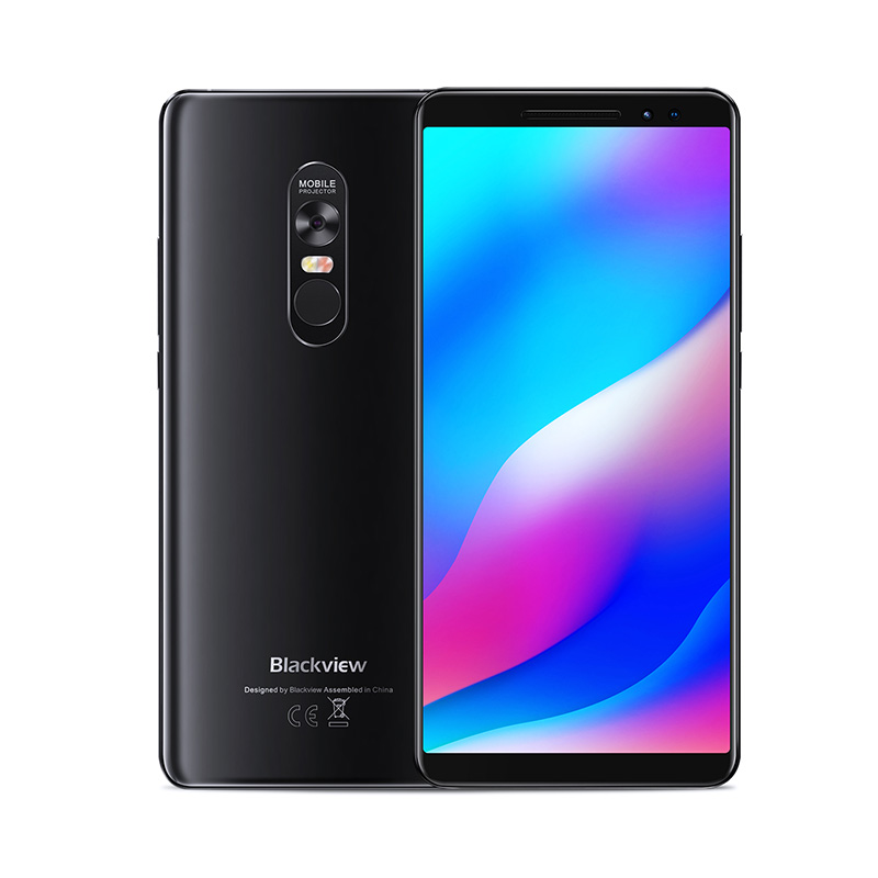 Blackview MAX 1 4G Smartphone Projector 6GB RAM 64GB ROM фото