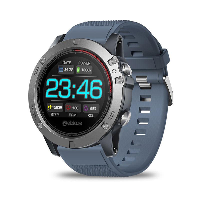 Zeblaze VIBE 3 ECG Sports Smartwatch Bluetooth 4.0 фото