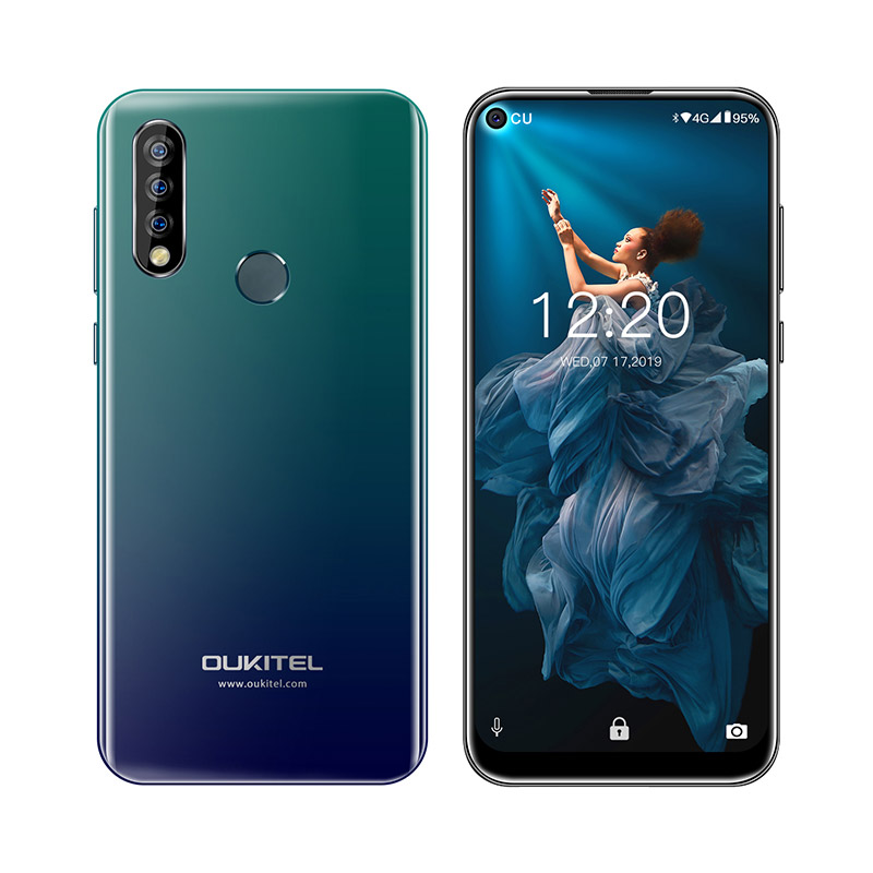 OUKITEL C17 Pro 4G Smartphone 4GB RAM 64GB ROM Global Version фото