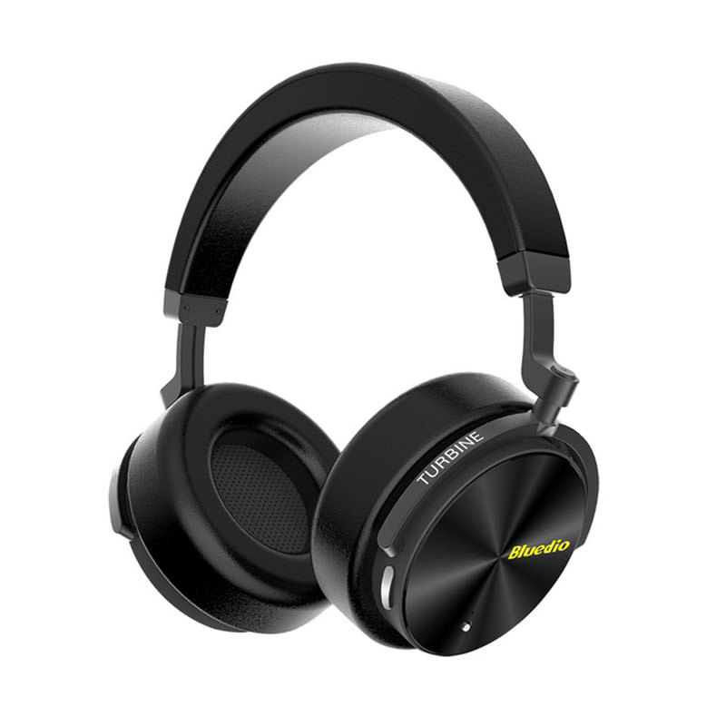 Купить со скидкой Bluedio T5 Wireless Bluetooth Headphone with Microphone