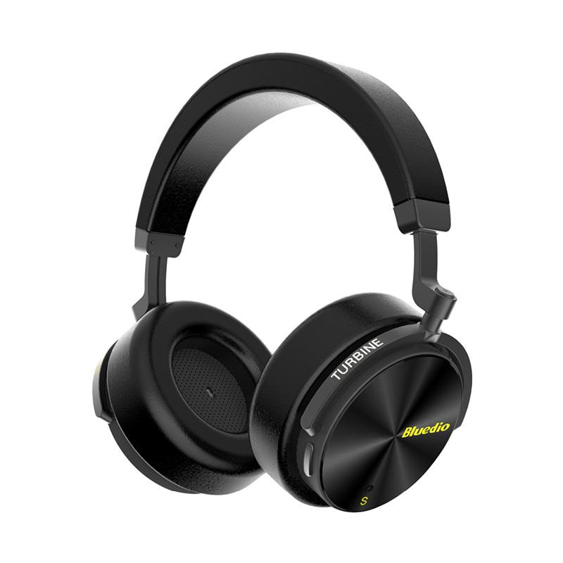 Bluedio T5S Wireless Headphone фото