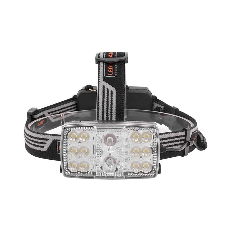Boruit B23 XPE COB Red LED Headlamp 15000 Lumens фото