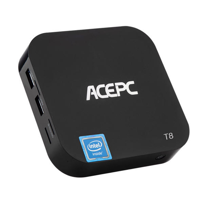 ACEPC T8 TV Box 2GB RAM 32GB ROM Bluetooth Support Windows 10 фото