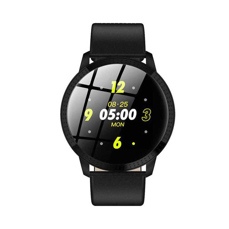 CF18 Sports Smartwatch Color Screen IP67 Waterproof Heart Rate Monitor