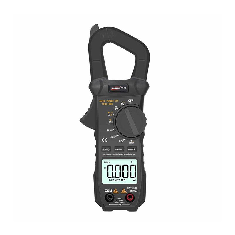 ET8202 Digital Multimeter LCD AC/DC Ammeter Resistance Capacitance Tester фото
