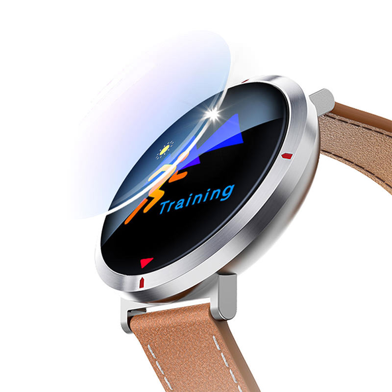Goral S2 Pro Smartwatch Charging Base Heart Rate Monitor Message Reminder