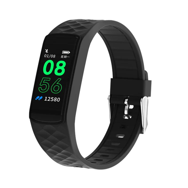 SN66 Smart Wristband IPS Screen Blood Pressure Sports Mode USB Charging Fitness Monitor Reminder Reject Call фото