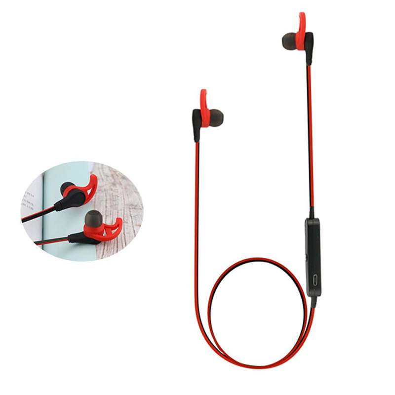 ZAPO BT67 Sports Bluetooth Wired Earphone HD Noise Reduction