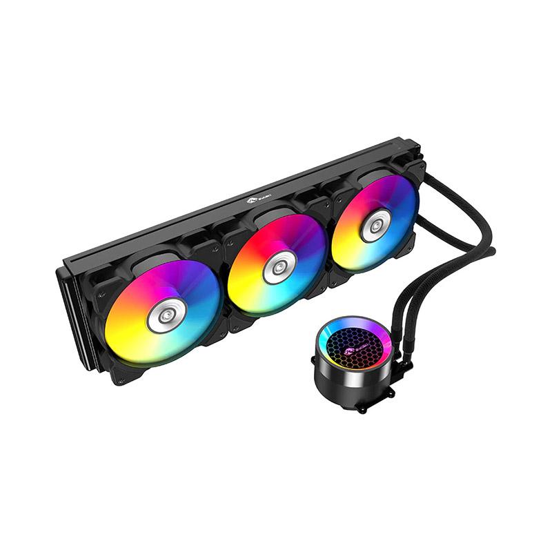 Bykski B-FRD360-RBW 360mm Integrated CPU Liquid Cooler Dual A-RGB Mode Motherboard фото