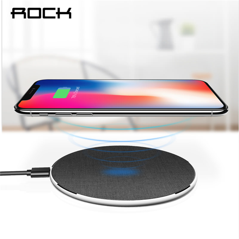 ROCK QI Wireless Charger for iPhone XS/XS MAX/XR фото