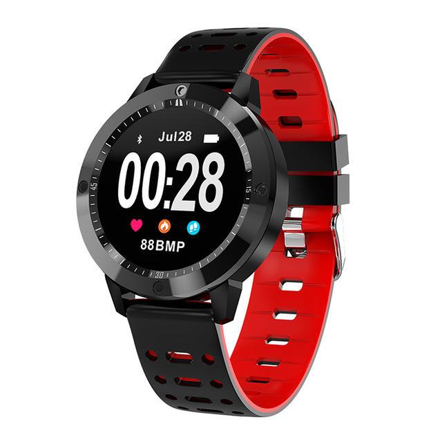 CF58 Bluetooth Smartwatch IP67 waterproof Touch Screen фото