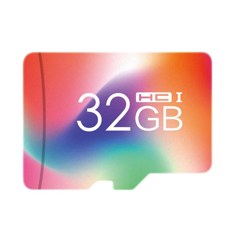 Class 10 U1 Micro SD TF Memory Card
