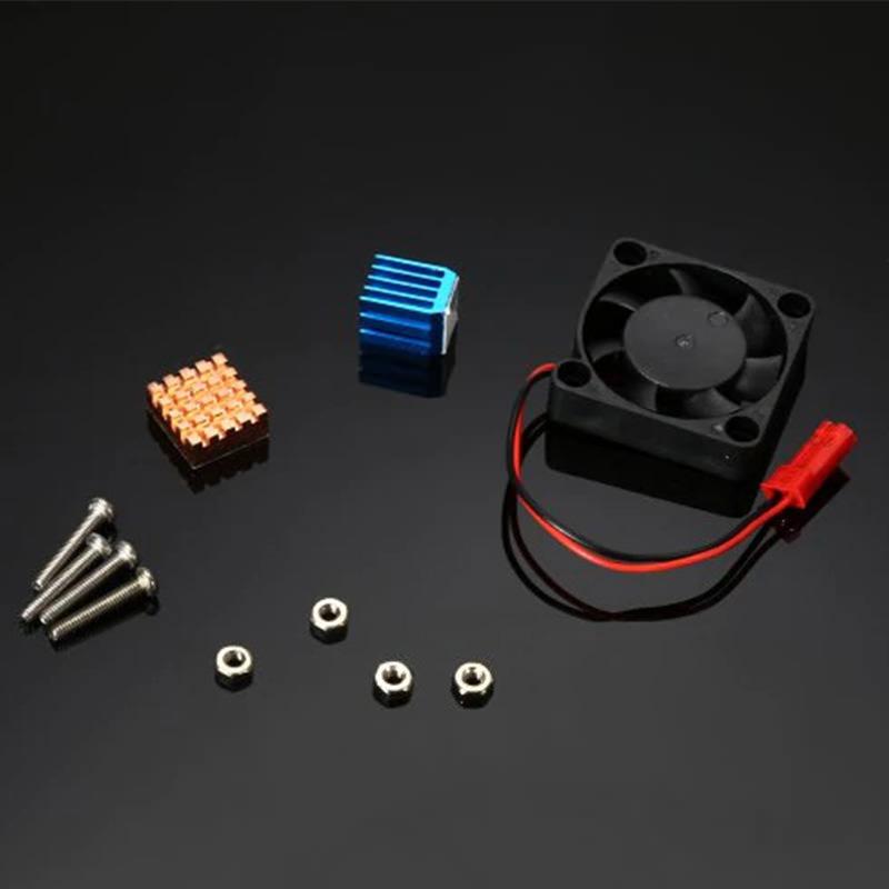 Cooling Kit for Raspberry Pi 3 / 2 / B+ фото