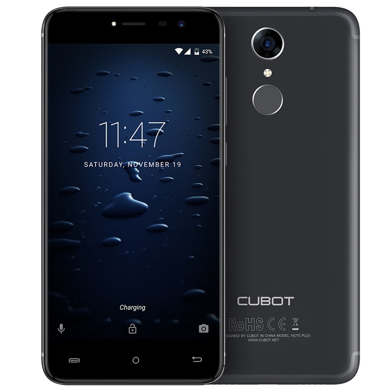 Cubot Note Plus 4G Smartphone 3GB RAM 32GB ROM фото