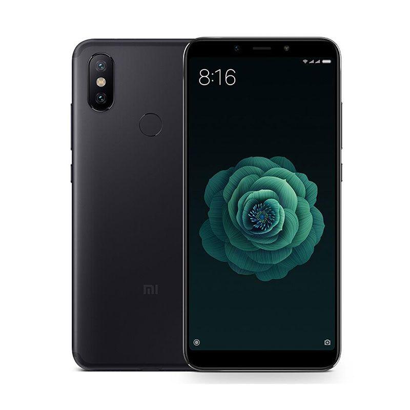 gearvita Xiaomi Mi A2 Snapdragon 660 MSM8956 Plus 2.2GHz 8コア BLACK(ブラック)