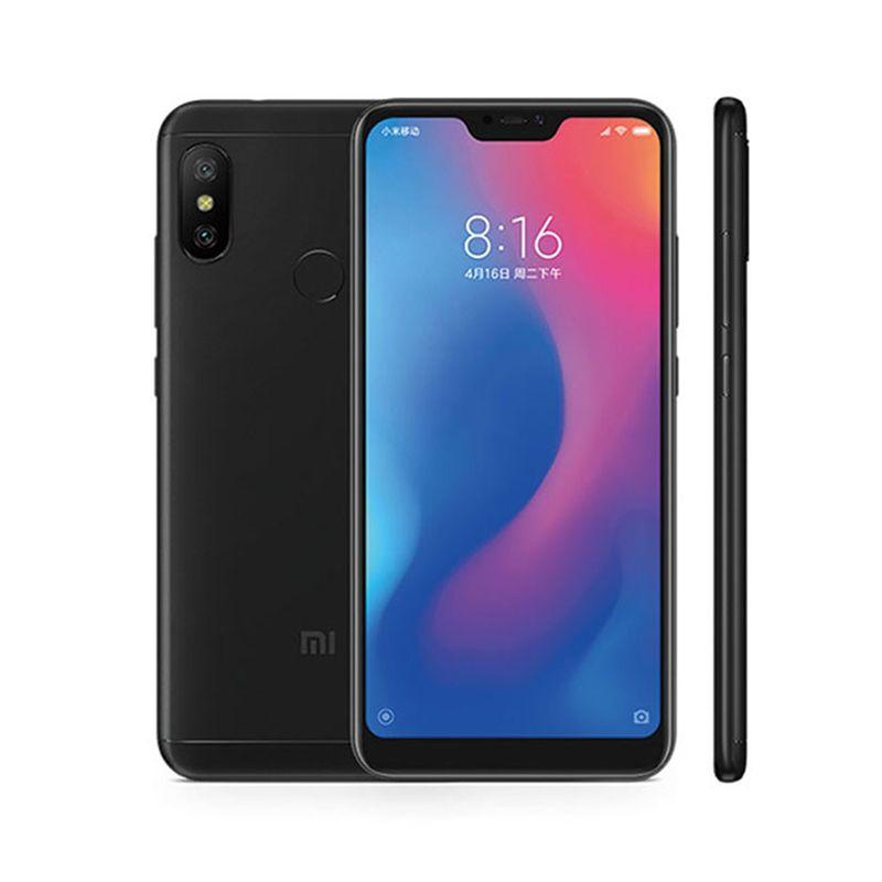 gearvita Xiaomi Mi A2 Lite Snapdragon 625 MSM8953 2.0GHz 8コア BLACK(ブラック)