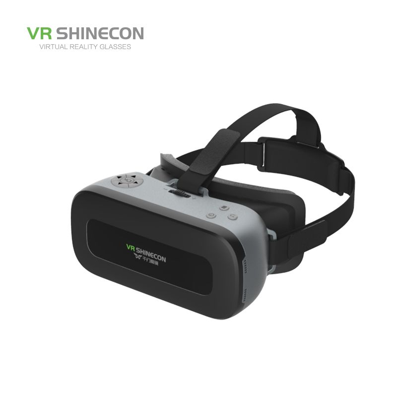 9b6eef283ab Skip to the beginning of the images gallery. VR SHINECON AIO-01 Virtual  Reality 3D Glasses Headset Full HD 1080P 5.5 Inch