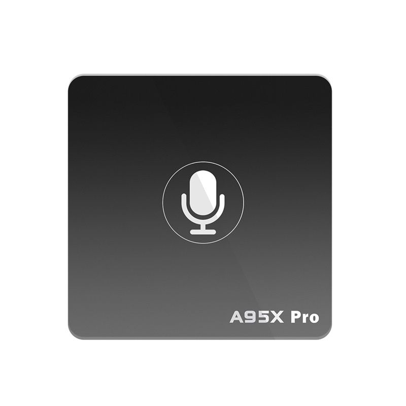 A95X PRO Android TV Box with Voice Control 2G RAM 16G ROM