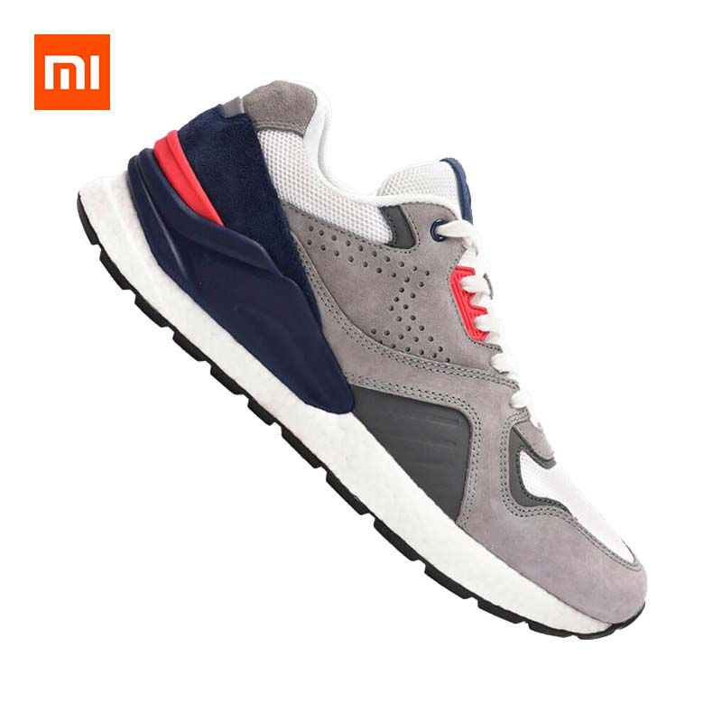 Xiaomi Mijia Leather Retro Men Sneakers