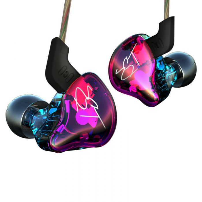 Coupon $11 99 for KZ ZST Wired In Ear Earphones on GearVita