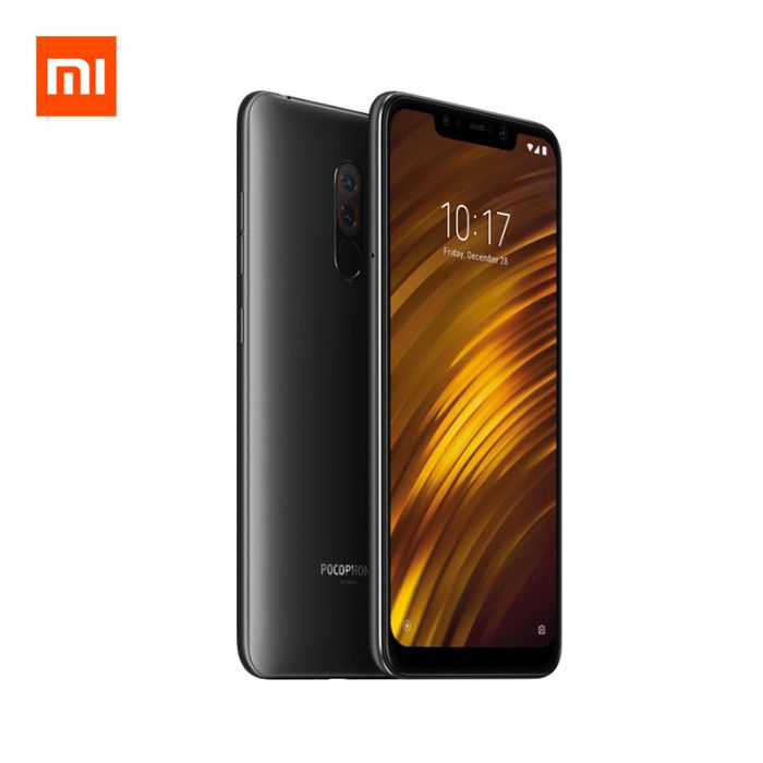 gearvita Xiaomi POCO F1 Snapdragon 845 SDM845 2.8GHz 8コア BLACK(ブラック)