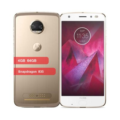 Motorola MOTO Z2 Force 4G Smartphone 4GB RAM 64GB ROM Global Versio