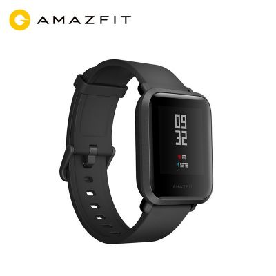 Huami Amazfit Bip Smartwatch Bluetooth 4.0 Global Version - Black