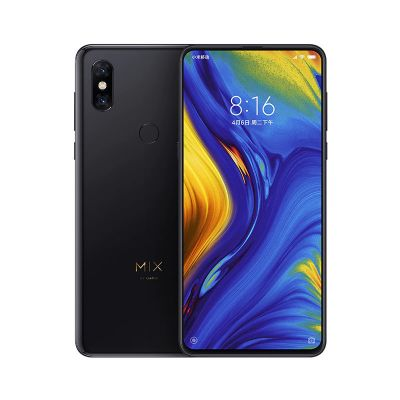 Xiaomi Mi Mix 3 4G Smartphone 6GB RAM 128GB ROM Global Version - Black