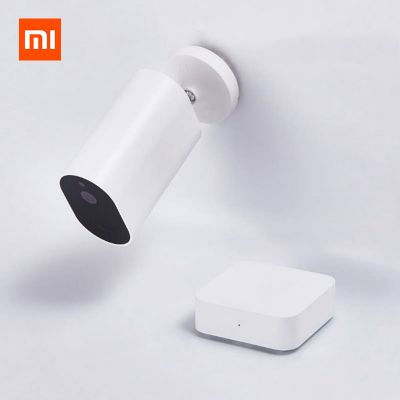 XIAOMI Mijia CMSXJ11A 1080P IP Camera Smart APP Control Waterproof Outdoor Battery Version with Gateway