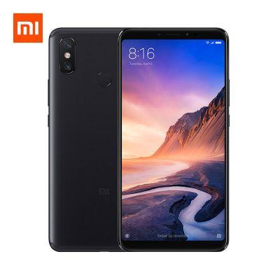6GB+128GB- Xiaomi Mi Max 3 4G Smartphone 6.9 inch International Version Snapdragon 636 Octa Core 5500mAh