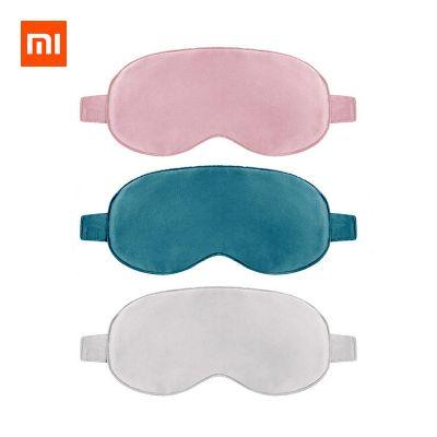 Xiaomi Mijia подгрява коприна очна маска умора облекчение очите масажор три температура контрол