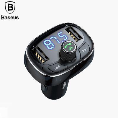 baseus car bluetooth fm transmitter