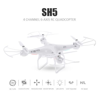 HR SH5 Drone 6-Axis Headless Mode RC Quadcopter