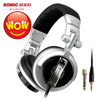Somic ST-80 New Folded Stereo Headphone HiFi Musical Headphone Bass