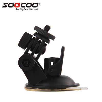 SOOCOO Mini Portable Sucker Holder for Xiaomi Yi Action Camera Car DVR