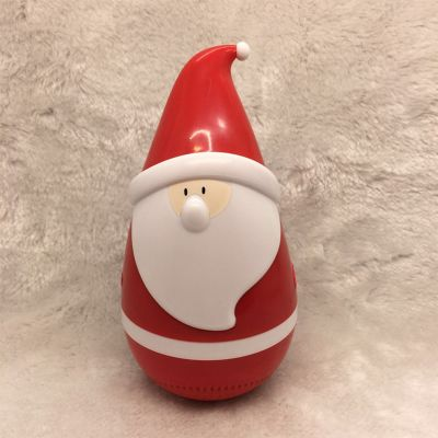 Santa Claus Roly-poly KT08 Bluetooth Speaker Creative Children's Christmas Gifts