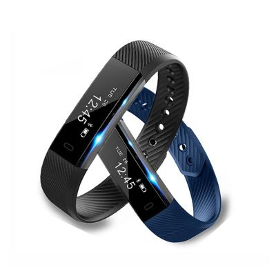 ID115 IP67 Waterproof Smart Bracelet with Bluetooth 4.0