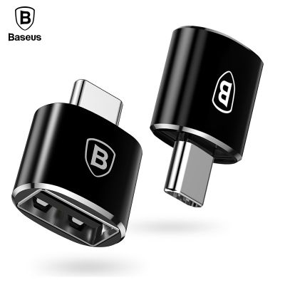Baseus CATOTG-01 Mini USB Female to Type-C Male Adapter Converter