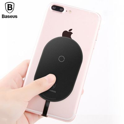 Baseus WXTE QI Microfiber Wireless Charging Receiver