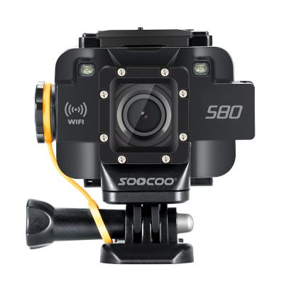 SOOCOO S80 1080P Waterproof WiFi Remote Control Action Camera