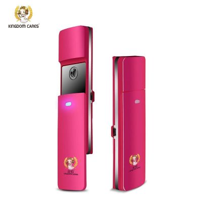 KingDom KD-777 Facial Nano Ionic Sprayer Mini Handheld USB Rechargeable Face Moisturizing Tools
