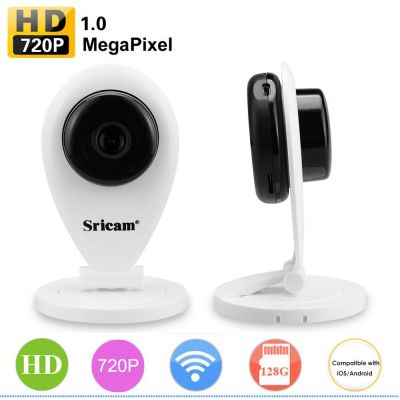 Sricam SP009A 720P WiFi IP Camera Wireless P2P ONVIF Security Surveillance