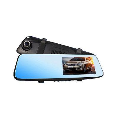 ULU SD551 5 Inch Car DVR Dual Lens Full HD 1080P Night Vision Recorder