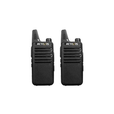 2PCS Retevis RT22 Walkie Talkie