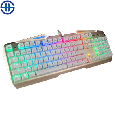 TEAMWOLF XUANWU 104 Keys Gaming Mechanical Keyboard