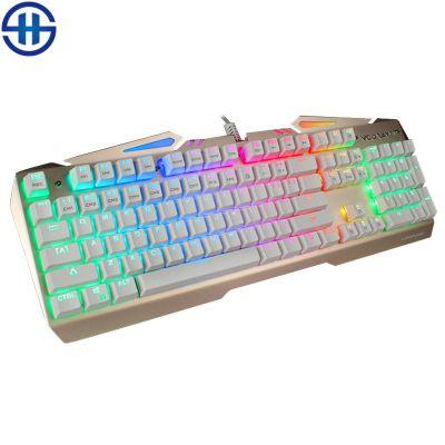TEAMWOLF XUANWU 104 Keys Gaming Mechanical Keyboard