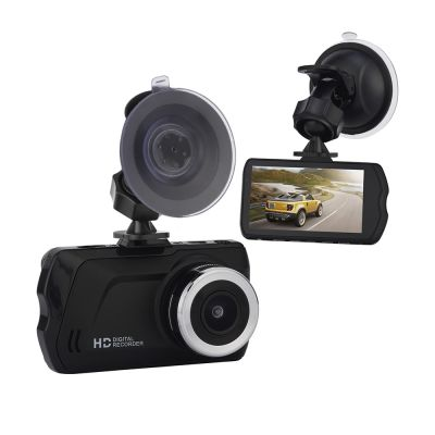 ULU SD01 WiFi Car DVR Mini 3.0 inch 1080P HD Dash Cam