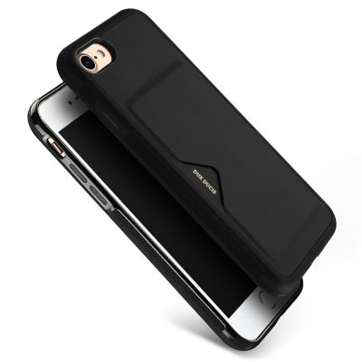 DUX DUCIS Luxury Leather Protective Case for iPhone 6/6 Plus/7/7 Plus/8/8 Plus
